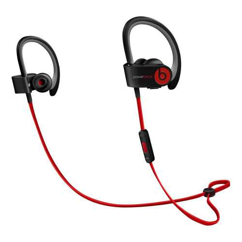Beats by Dr. Dre PowerBeats 2, Auriculares Bluetooth en rojo